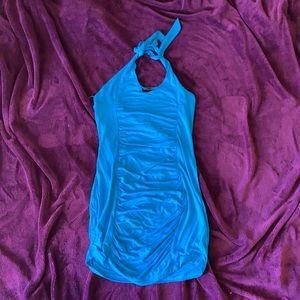 Fox Size Medium Halter Dress